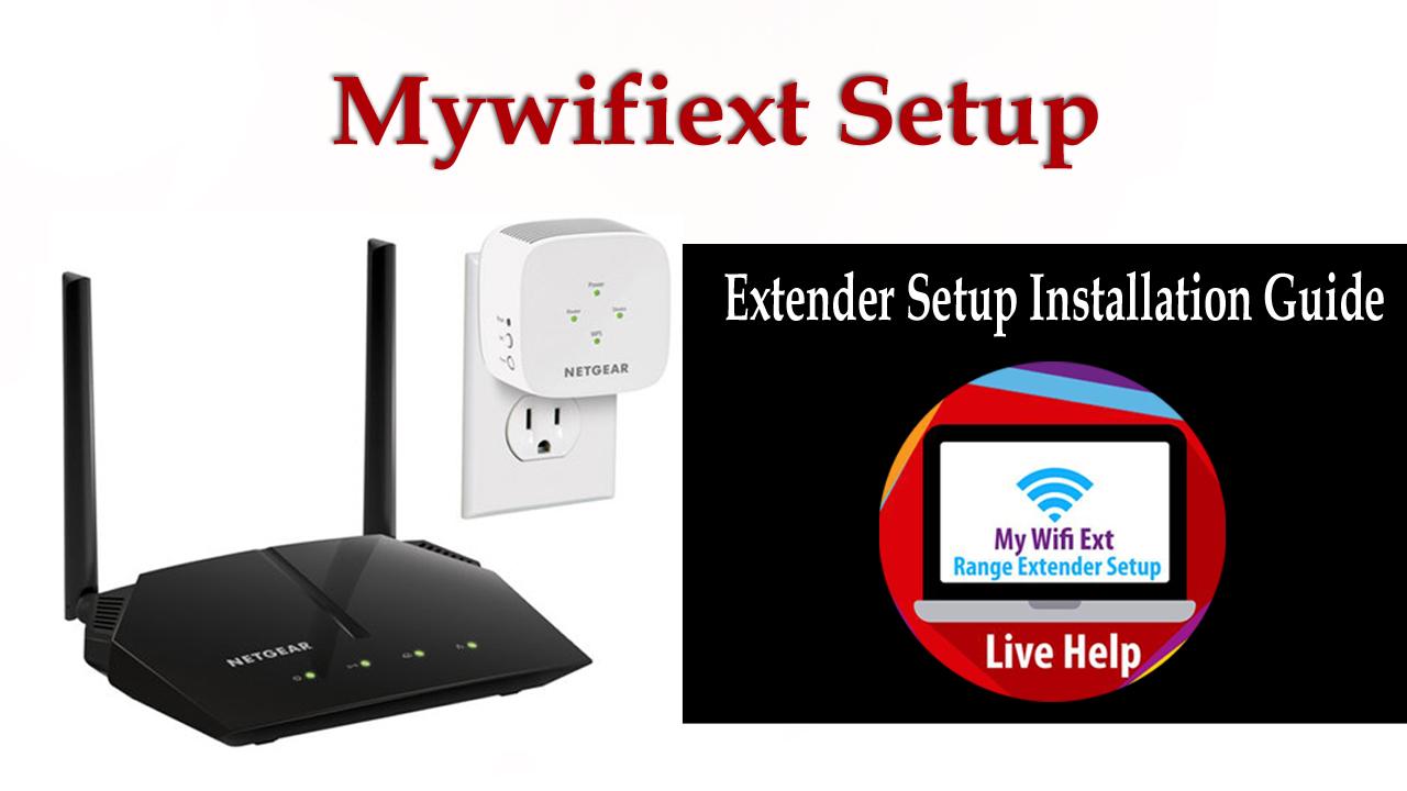 Mywifiext Setup