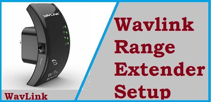 wavlink Range Extender Setup