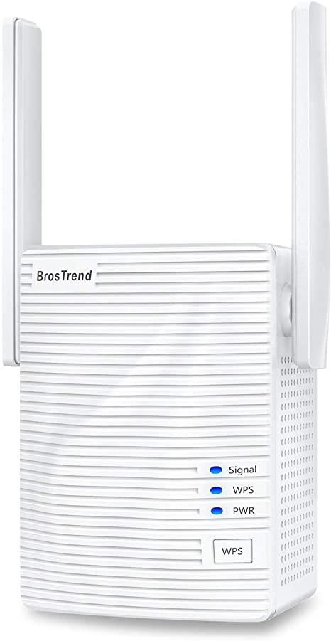 Brostrend wifi range extender setup