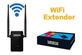 MSRM WI-FI EXtender Setup